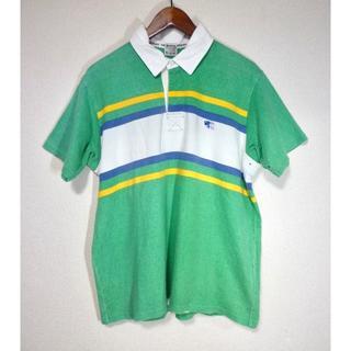 フェローズ(PHERROW'S)の送料込 フェローズ 半袖 ラガーシャツ(ポロシャツ)