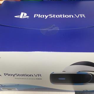 プレイステーションヴィーアール(PlayStation VR)のPlayStation VR 新品未開封(家庭用ゲーム機本体)