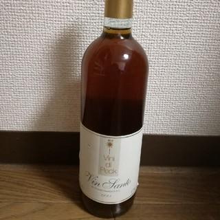 【大幅値下げ】ヴィン・サント・デル・キアンティ クラッシコ ワイン 750ml(ワイン)