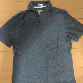 ギローバー(GUY ROVER)のギローバー ポロシャツ グレー size S(ポロシャツ)