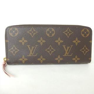 ルイヴィトン(LOUIS VUITTON)のルイヴィトン 長財布 財布 モノグラム ローズバレリーヌ レディース(財布)
