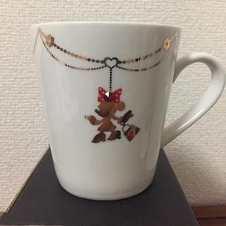 サンゴ(sango)のミニーマウス ジュエリー マグカップ●大人シンプル おしゃれ●(グラス/カップ)