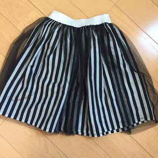ジーユー(GU)のTK様専用 チュールスカート(スカート)