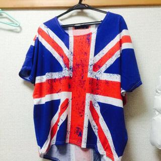 【cocoR様専用】Tシャツ○国旗柄(Tシャツ(半袖/袖なし))