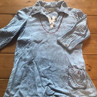 シマムラ(しまむら)の《しまむら》チュニック(Tシャツ/カットソー)