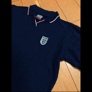 アドミラル(Admiral)のアドミラルイギリス製イングランド代表ポロ(ポロシャツ)
