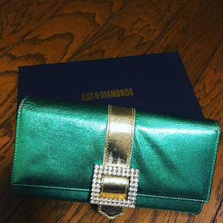 アッシュアンドダイアモンド(ASH&DIAMONDS)のアッシュ&ダイヤモンドの長財布(財布)