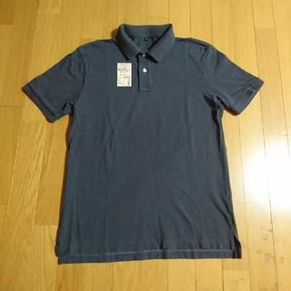 MUJI (無印良品) - 新品 無印良品 ポロシャツ L 無地