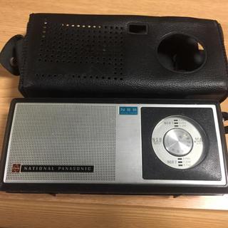 パナソニック(Panasonic)のレア⁉️昔のラジオ(ラジオ)