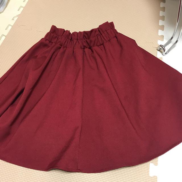 しまむら(シマムラ)の膝丈スカート レディースのスカート(ひざ丈スカート)の商品写真