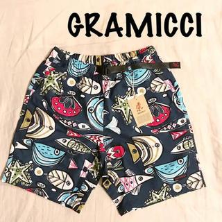 GRAMICCI(グラミチ プリントパッカブル ショーツ  FISH レディース
