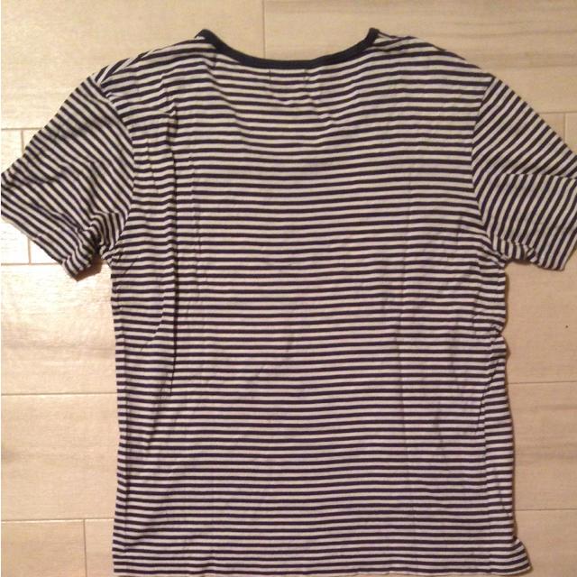 SUNSPEL(サンスペル)のSUNSPEL ボーダー Tシャツ L メンズのトップス(Tシャツ/カットソー(半袖/袖なし))の商品写真