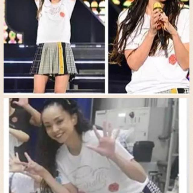 ZARA(ザラ)のZARA レッグパンツ 安室奈美恵 アンコール ツアー ワイドパンツ レディースのパンツ(カジュアルパンツ)の商品写真