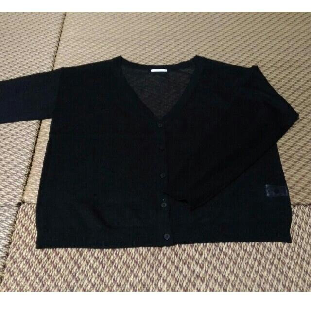 GU(ジーユー)のGU カーディガン Mサイズ レディースのトップス(カーディガン)の商品写真