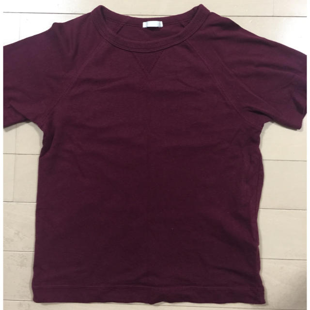 GU(ジーユー)のGU キッズTシャツ120 キッズ/ベビー/マタニティのキッズ服 男の子用(90cm~)(Tシャツ/カットソー)の商品写真