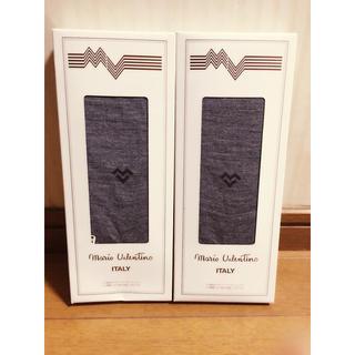 マリオバレンチノ(MARIO VALENTINO)の新品☆靴下 マリオバレンチノ ソックス (ソックス)