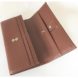 ツチヤカバンセイゾウジョ(土屋鞄製造所)の土屋鞄 レザーロングウォレット(財布)