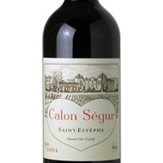 シャトー・カロン・セギュール 2007 Chateau Calon Segur (ワイン)