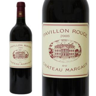 パヴィヨン ルージュ デュ シャトー マルゴー [2008年] 750ml (ワイン)