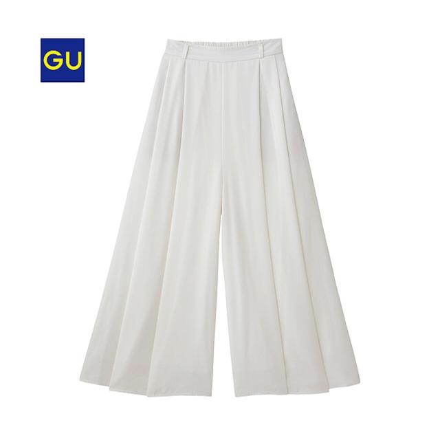 GU(ジーユー)のGU イージースカンツ  レディースのパンツ(カジュアルパンツ)の商品写真