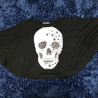 ヘルキャットパンクス(HELLCATPUNKS)の[HELL CAT PUNKS]ドルマンTシャツ(Tシャツ(半袖/袖なし))
