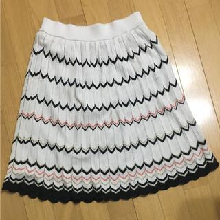 デンドロビウム(DENDROBIUM)のスカート(ひざ丈スカート)