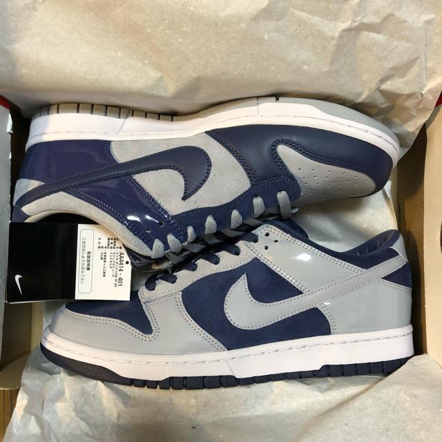 NIKE(ナイキ)の27cm Nike Dunk Low QS CO.JP ミスマッチ メンズの靴/シューズ(スニーカー)の商品写真