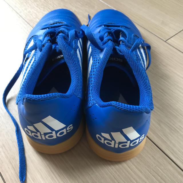 adidas(アディダス)のadidas 室内用(フットサル)シューズ スポーツ/アウトドアのサッカー/フットサル(シューズ)の商品写真