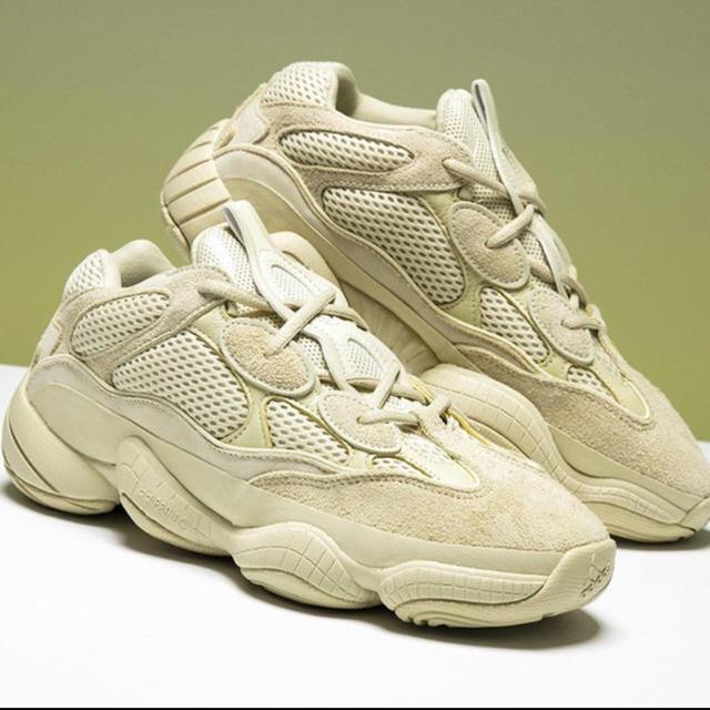 adidas(アディダス)のyeezy 500 28.5 ビリーズ購入 メンズの靴/シューズ(スニーカー)の商品写真