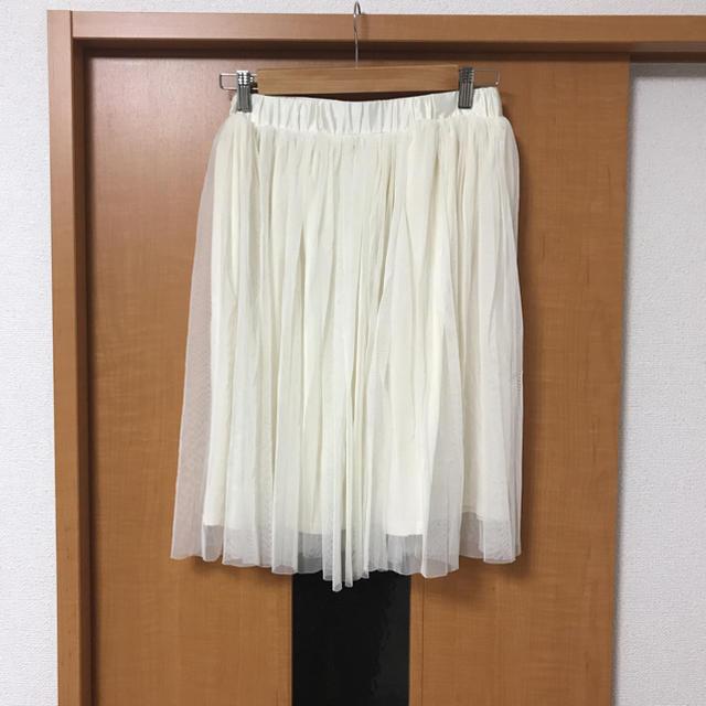 GU(ジーユー)のスカート レディースのスカート(ひざ丈スカート)の商品写真
