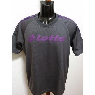 ロット(lotto)の送料込み lotto ロット 半袖Tシャツ ジョギング トレーニング メンズ(ウェア)
