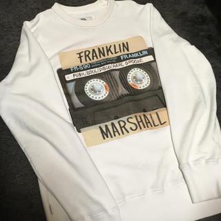 フランクリンアンドマーシャル(FRANKLIN&MARSHALL)のフランクリンマーシャル トレーナー メンズ(パーカー)