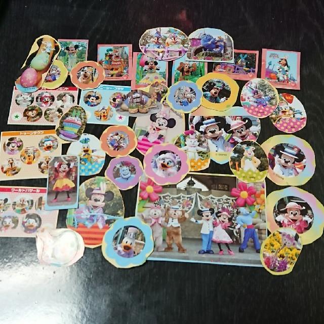 Disney(ディズニー)の最終値下ディズニー シール エンタメ/ホビーのおもちゃ/ぬいぐるみ(キャラクターグッズ)の商品写真