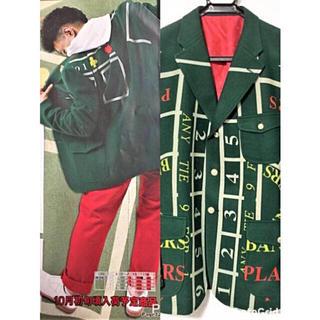 ジャンニバレンチノ(GIANNI VALENTINO)の一点物‼️JUVENILE DELINQUENT 70sトゥーフェイスジャケット(テーラードジャケット)