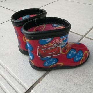 ディズニー(Disney)の長靴 カーズ 13㎝(長靴/レインシューズ)