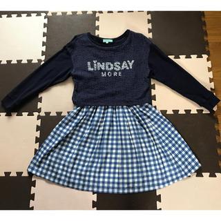 リンジィ(Lindsay)のLINDSAY リンジィ⭐︎サイズL(ワンピース)