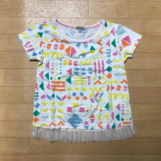 シマムラ(しまむら)のTシャツ ワンピ チュニック(Tシャツ/カットソー)