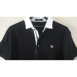 バーバリーブラックレーベル(BURBERRY BLACK LABEL)のバーバリー ブラックレーベル ポロシャツ(ポロシャツ)
