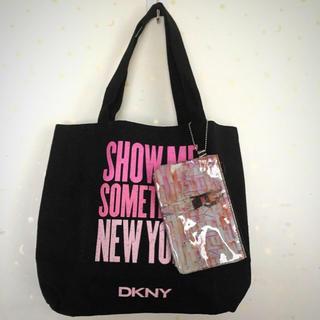ダナキャランニューヨーク(DKNY)のDKNYトートバッグ(トートバッグ)
