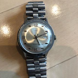 ティソ(TISSOT)のタイメックス TIMEX 自動巻 オートマ メンズ  アンティーク(腕時計(アナログ))