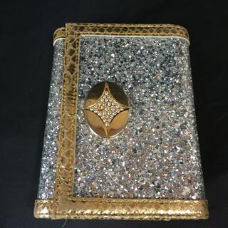 アッシュアンドダイアモンド(ASH&DIAMONDS)のASH&DIAMONDS システム手帳 手帳カバー(その他)