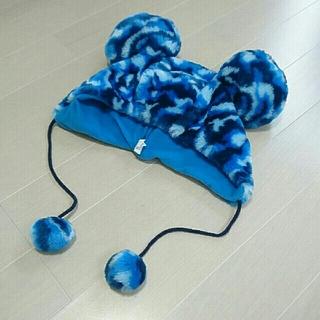 ディズニー(Disney)の値下げ●Disney ミッキーマウス かぶりもの(帽子/キャップ) (キャラクターグッズ)