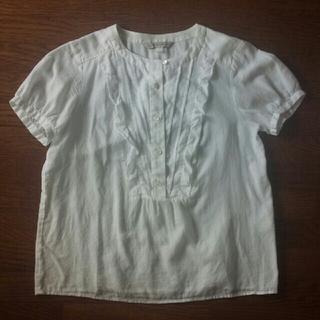 ヒューマンウーマン(HUMAN WOMAN)の半袖ブラウス  (シャツ/ブラウス(半袖/袖なし))