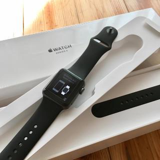 アップル(Apple)のApple Watch Series 3 akito2214様専用商品となります(腕時計(デジタル))
