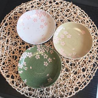桜 和食器 3枚セット