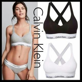 カルバンクライン(Calvin Klein)の新品♥カルバンクライン♥リフトアップ・ブラレット♥S♥濃いピンク(ブラ)