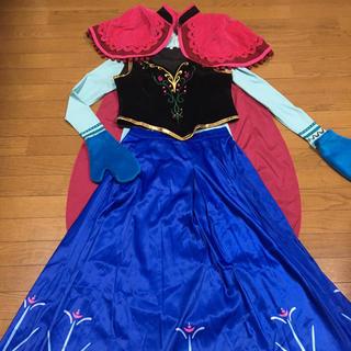 ディズニー(Disney)のアナと雪の女王☃️雪山衣装(衣装一式)