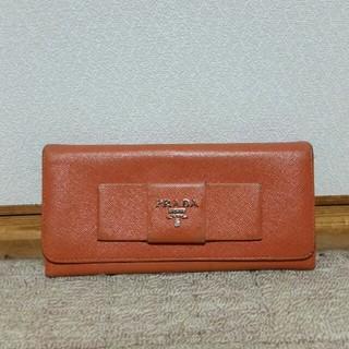 プラダ(PRADA)のプラダ  長財布  財布  正規品(財布)