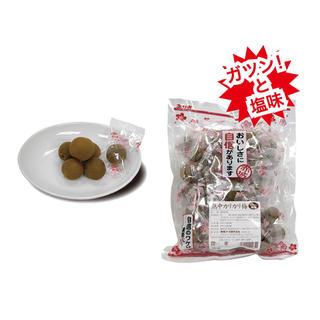 新品 熱中カリカリ梅(50粒入り) NH-32-2018(漬物)