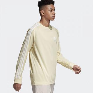 アディダス(adidas)の完売 XS ✨FOOTBALL LS TEE adidas オリジナルス(Tシャツ/カットソー(七分/長袖))